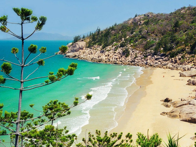 Magnetic Island, 25 minutes from Townsville   Discover Queensland