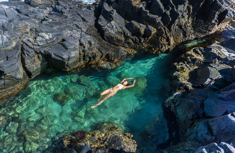 Fairy Pools in Noosa National Park   Your Guide to the Sunshine Coast   Discover Queensland