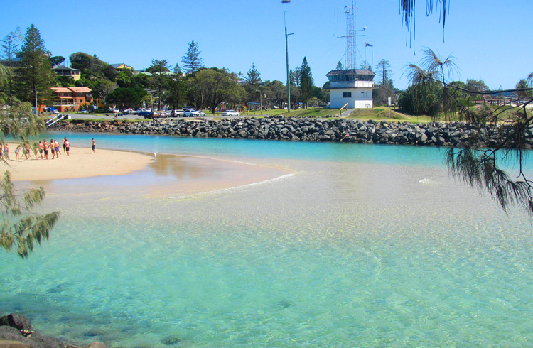 Cudgen Creek - Your Guide to Kingscliff, Casuarina & Cabarita Beach - Discover New South Wales