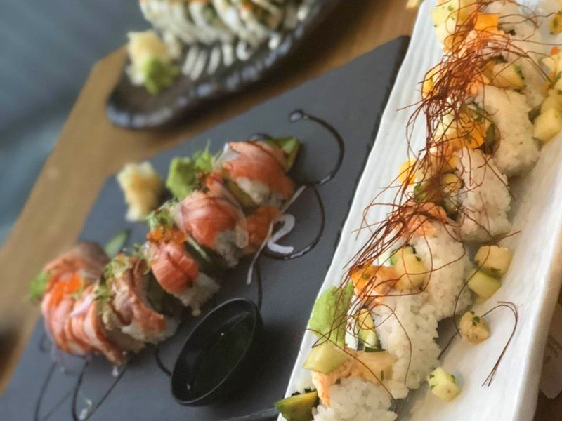 Maki Moto Japanese Restaurant on Hastings Street Noosa | Our 3 Night Escape to Beach Road Holiday Homes at Noosa Northshore | Discover Queensland