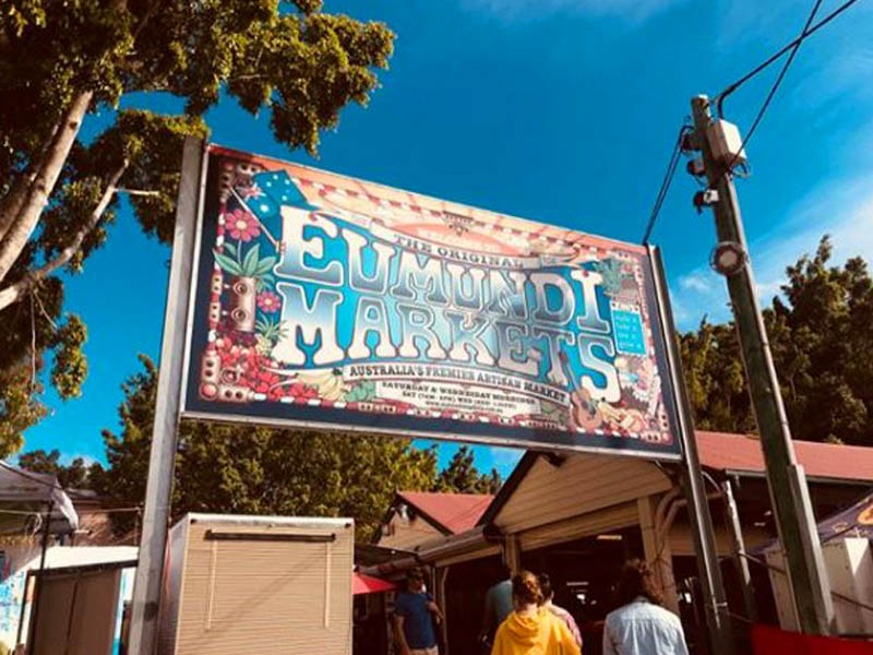 20 reasons to visit the Original Eumundi Markets | Discover Queensland