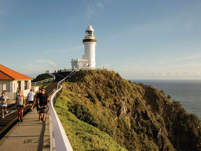 5 Day Trips to Take From the Gold Coast - Byron Bay Lighthouse - Discover New South Wales - Image by Destination New South Wales