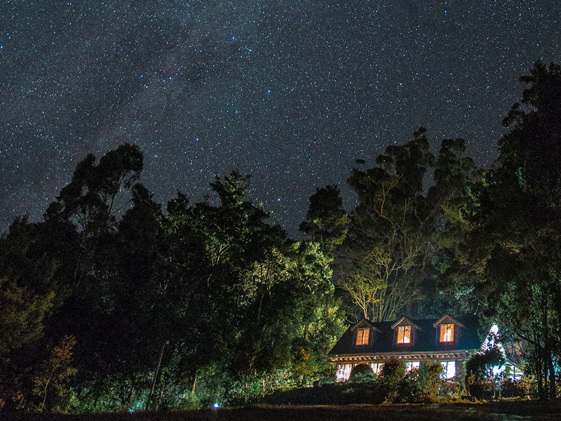 Photos That Will Make You Want To Visit Binna Burra Lodge | Star Gazing over the Gold Coast Hinterland | Discover Queensland | Image by @creative_visuals_media
