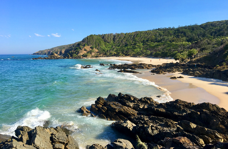 Broken Head Nature Reserve - 10 Free Things to Do With Kids in Byron Bay - Discover New South Wales - Image by Destination New South Wales