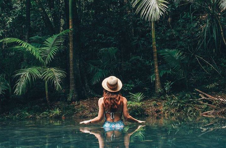 10 Photos That Will Put Port Douglas on your Bucket List - Discover Queensland - The Daintree Rainforest - Image by @mycolourfulworld_