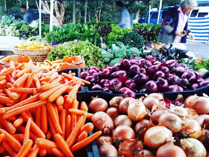 Best Beach Destinations in NSW - Discover New South Wales - Byron Bay Markets by @byronfarmers