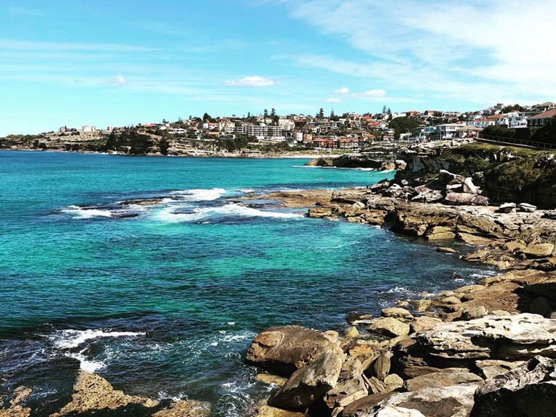 Bondi to Bronte Walk - Instagram @manda.malley