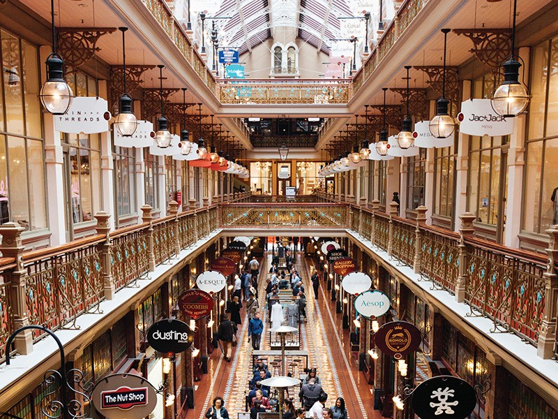 The Strand Arcade - Destination New South Wales