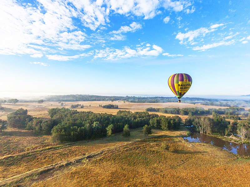 Balloon Rides over the Hunter Valley