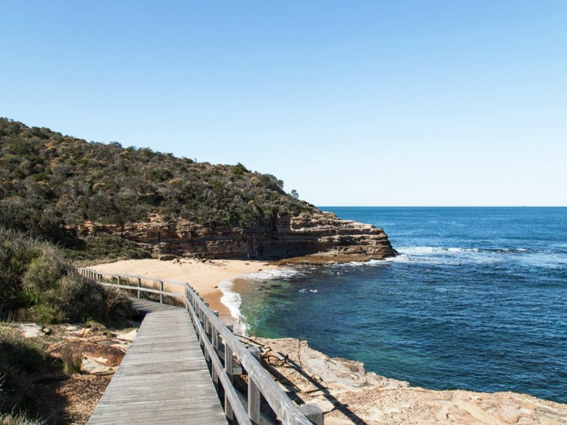 Bouddi Coastal Walk - Image via nationalparks.nsw.gov.au