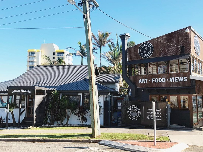 Cafe DBar | Your Guide to Coolangatta | Discover Queensland