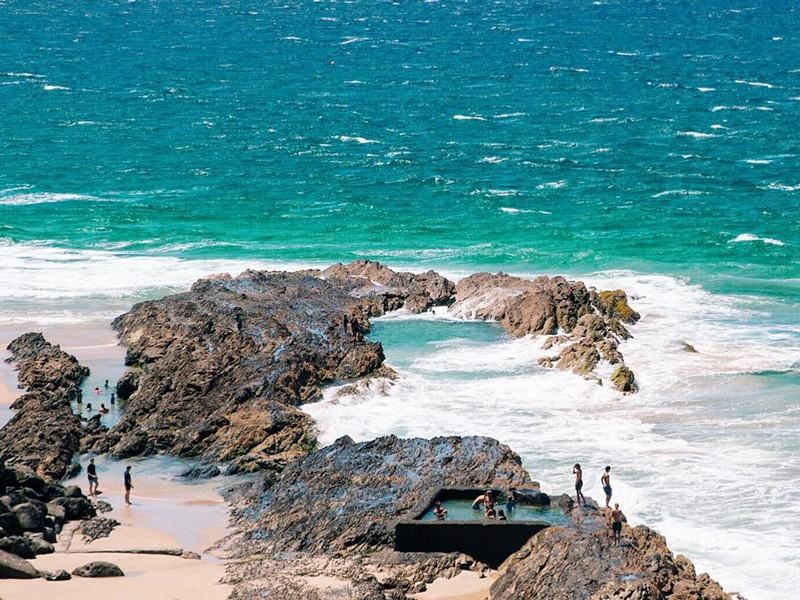 Snapper Rock Pools | Your Guide to Coolangatta | Discover Queensland