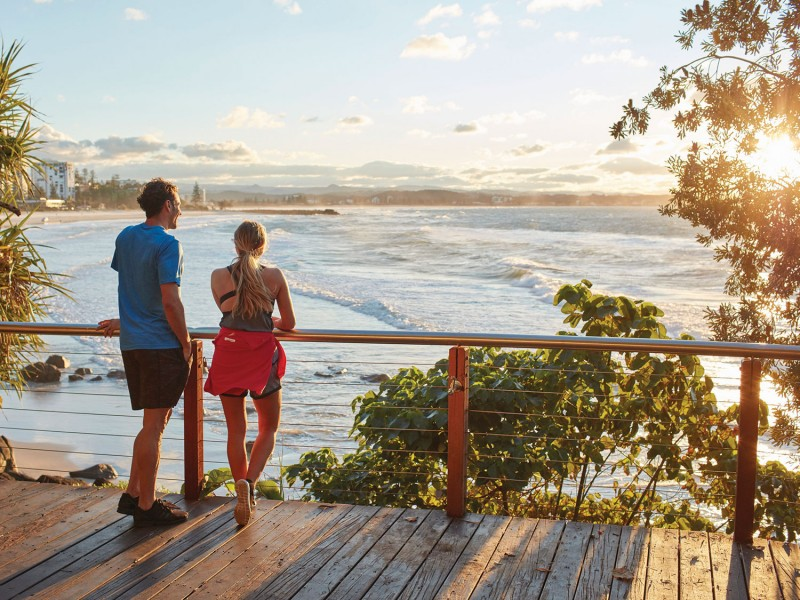 Greenmount Hill Boardwalk | Your Guide to Coolangatta | Discover Queensland