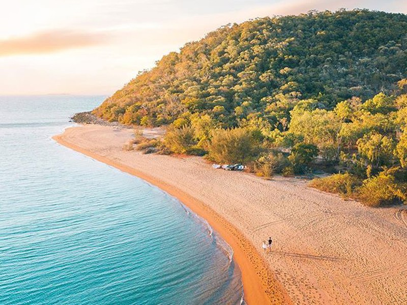 West Point on Magnetic Island by @photobohemian via Instagram  | Your Guide to Magnetic Island | Discover Queensland