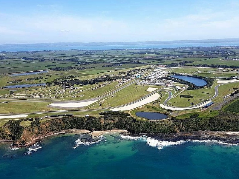 Phillip Island Circuit | @phillipisland via Instagram | What to do on Phillip Island (that has nothing to do with motor sports!) | Discover Victoria