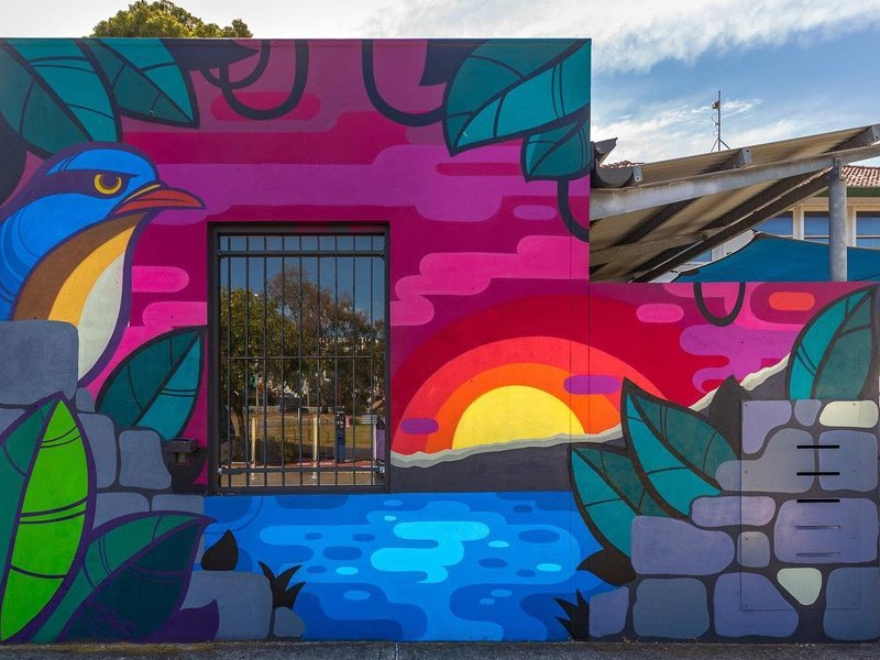 Street Art | Image via streetsofperthwa.com | Where to Get Your Culture Fix in Perth | Discover Western Australia