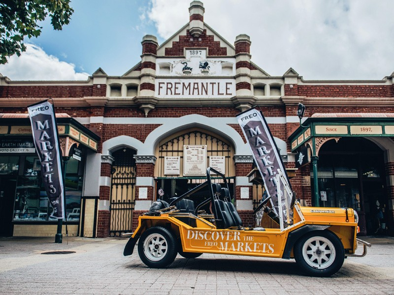 Fremantle Markets | Image via freemantlemarkets.com.au | Why Fremantle is a must-visit while you're in Western Australia | Discover Western Australia