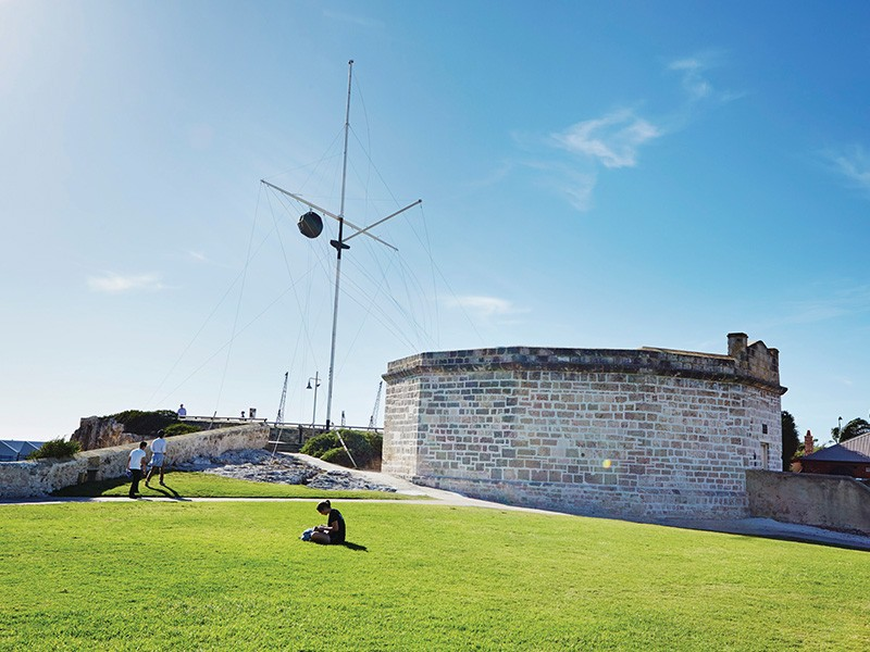 Fremantle Roundhouse | Image via Tourism WA | Why Fremantle is a must-visit while you're in Western Australia | Discover Western Australia