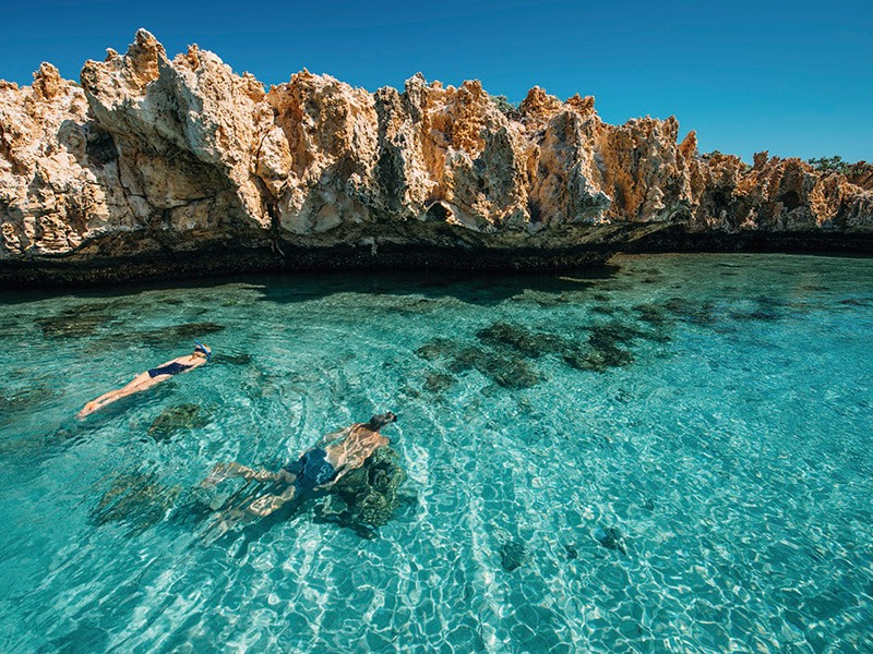 Dirk Hartog Island National Park | Image via Tourism Western Australia | How to spend a week in Monkey Mia | Discover Western Australia