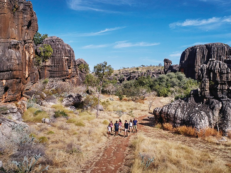 Mimbi Caves with Girloorloo Tours | Image via Tourism Western Australia | How to spend a week in Money Mia | Discover Western Australia