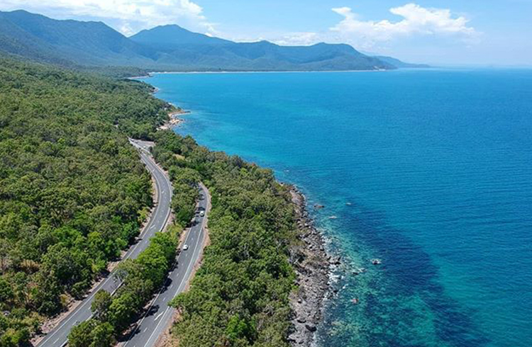 Great Barrier Reef Drive by @camerawentclick via Instagram | A Day in the Daintree | Discover Queensland
