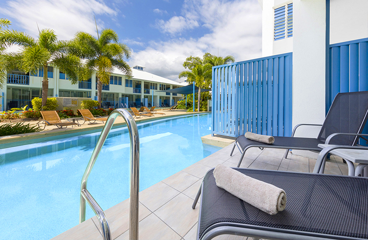 Oaks Lagoons Port Douglas Swim Out Apartment | A Tropical Haven to Escape the Everyday | Discover Queensland