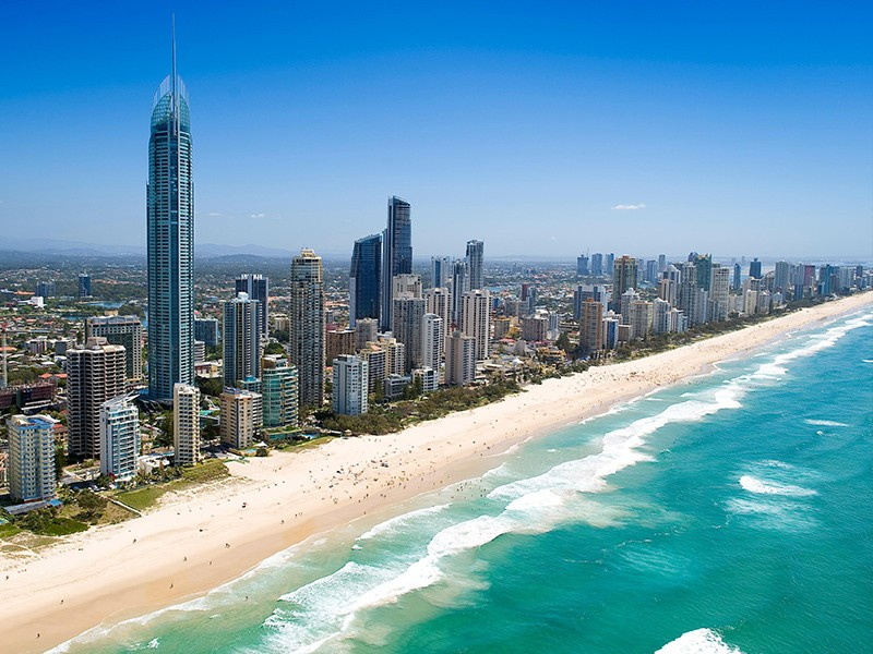 Your Guide to Surfers Paradise | Surfers Paradise Coastline | Discover Queensland