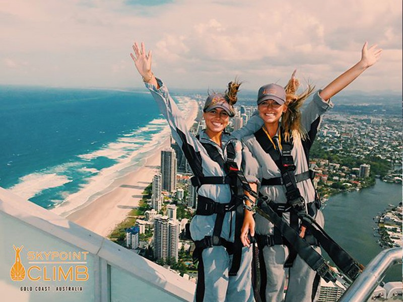 Q1 Sky Climb in Surfers Paradise | Image by @renee_ek | Your Guide to Surfers Paradise | Discover Queensland