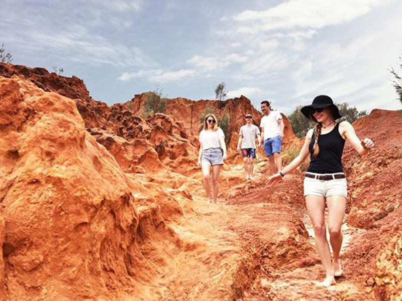 Harper's Rock   Top 30 Things to do at Tangalooma Island Resort on Moreton Island   Discover Queensland