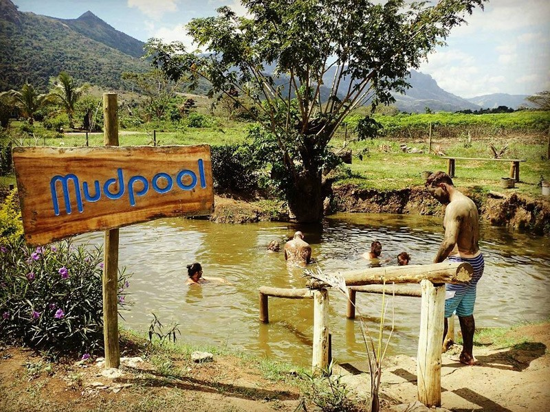 Mud Pool | Image by @goodluckwiththeulcer via Instagram | The Best Outdoor Activities for Kids in Fiji | Global Explorer