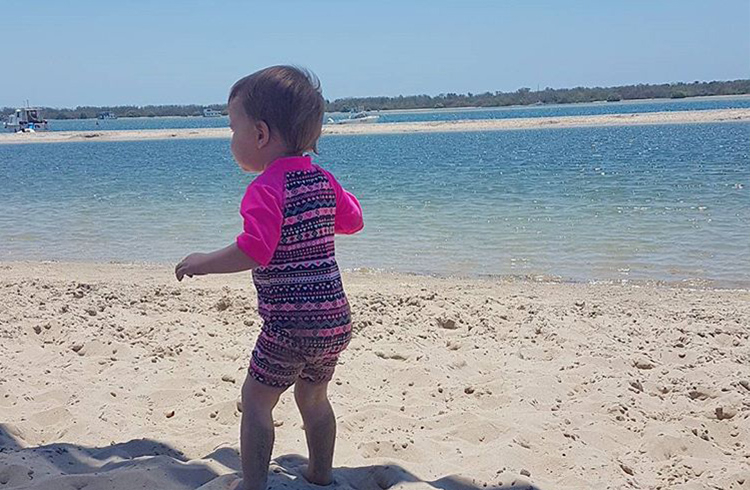 Ian Dipple Lagoon, Broadwater by @xsavannah | Best Gold Coast Beaches for Families with Young Children | Discover Queensland