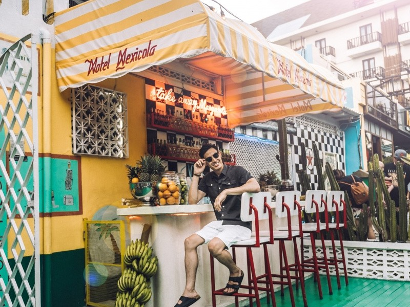 Motel Mexicola, Seminyak | Image by @thesimplegentleman via Instagram | Bali's Best Eats 2019 | Global Explorer