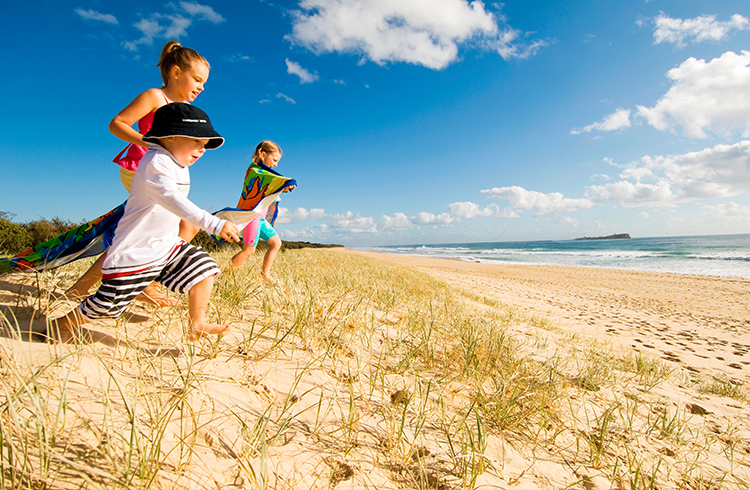 Sebel Twin Waters | Mudjimba Beach | Best Sunshine Coast Beaches for Young Children | Discover Queensland