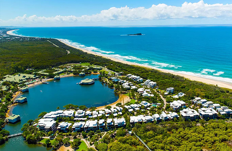 Twin Waters | Best Sunshine Coast Beaches for Young Children | Discover Queensland