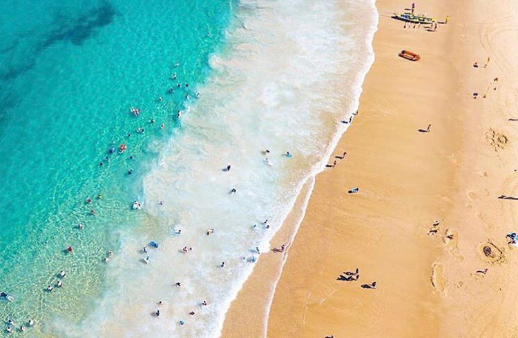 Kings Beach Caloundra By @kylerauphotography | Best Sunshine Coast Beaches for Young Children | Discover Queensland