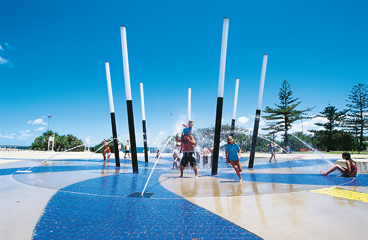 Kings Beach Park | Best Sunshine Coast Beaches for Young Children | Discover Queensland
