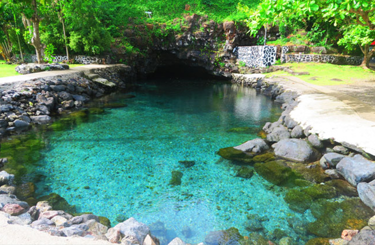 Piula Cave Pools | Your Guide to Samoa | Global Explorer