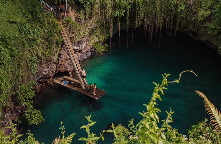 To Sua Trench | Your Guide to Samoa | Global Explorer
