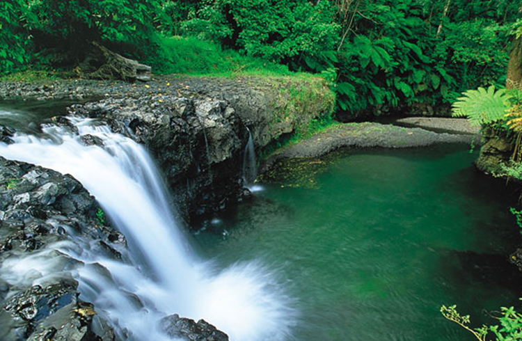 Togitogiga Waterfall | Your Guide to Samoa | Global Explorer