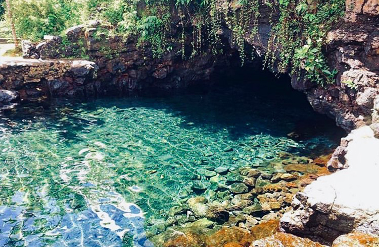 Piula Cave Pools by @aleashachris Your Guide to Samoa Global Explorer