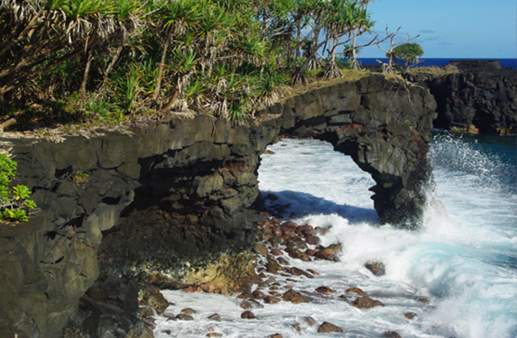 Coastal Lava Cliff Walk, Upolu | Your Guide to Samoa | Global Explorer