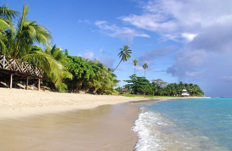 Manase Beach | Your Guide to Samoa | Global Explorer