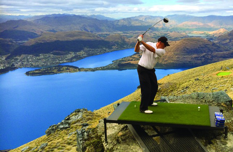 Reasons to Visit Queenstown | 7. Over The Top Golf | Global Explorer