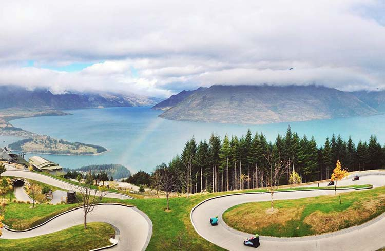 Reasons to Visit Queenstown | 6. Family Friendly The Queenstown Luge | Global Explorer