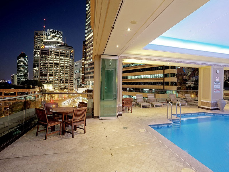Your 5 Star Weekend Escape to the Brisbane Marriott