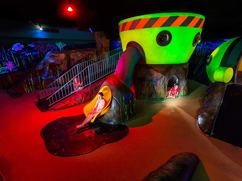 Zone 4 Kids Club in Paradise Resort, Surfers Paradise - Discover Queensland