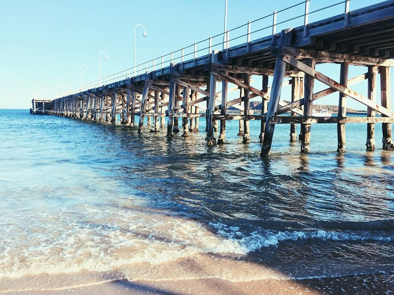 Jetty Beach | Image by @bethseaman via Instagram | How to Have a Family Friendly Holiday at BreakFree Aanuka Beach | Global Explorer