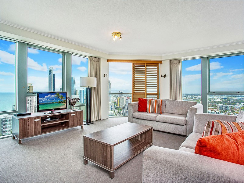 Mantra Sun City 3 Bedroom Ocean View Apartment | Mantra Sun City: The Heart of Surfers Paradise | Discover Queensland