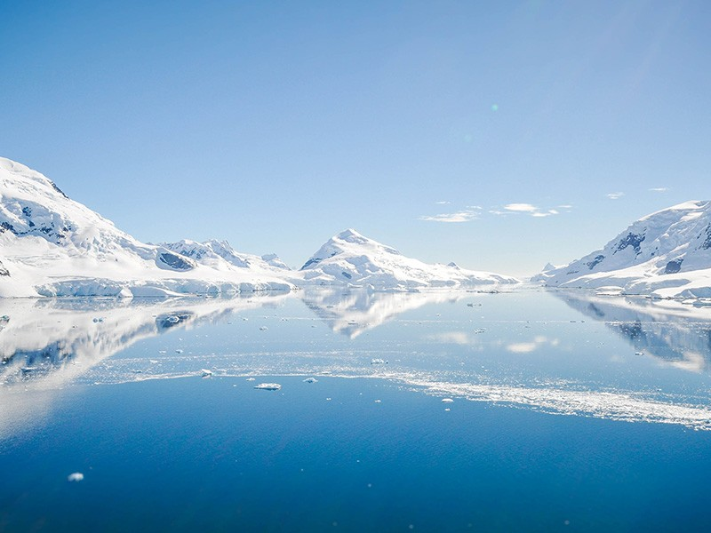 Antartic | The Best Time of Year to Cruise | Global Explorer