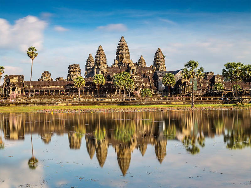 Cambodia | The Best Time of Year to Cruise | Global Explorer